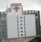 Belfast - Europa Hotel - Most Bombed in Europe