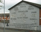 Belfast - Murals - Equal Rights