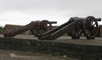Derry - City Walls - Cannon