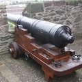 Derry - City Walls - Cannon2
