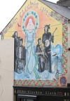 Derry - Murals - An Clochan Liath