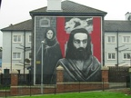 Derry - Murals - The Hungary Strikes