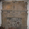 Donegal - Donegal Castle - Fireplace