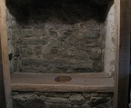 Donegal - Donegal Castle - Garderobe