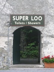 Westport - Westport House Park - Super Loo