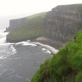 Cliffs of Moher - Second Warning Sign - Hanging From