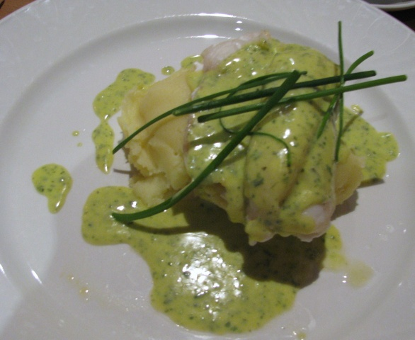 Radisson Roe Park Resort - Salmon with Mint Hollandaise Sauce.jpg