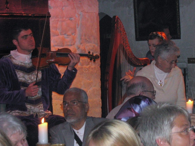 Bunratty - Bunratty Castle - Dinner Entertainment.jpg
