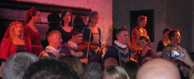 Bunratty - Bunratty Castle - Dinner Entertainment2.jpg